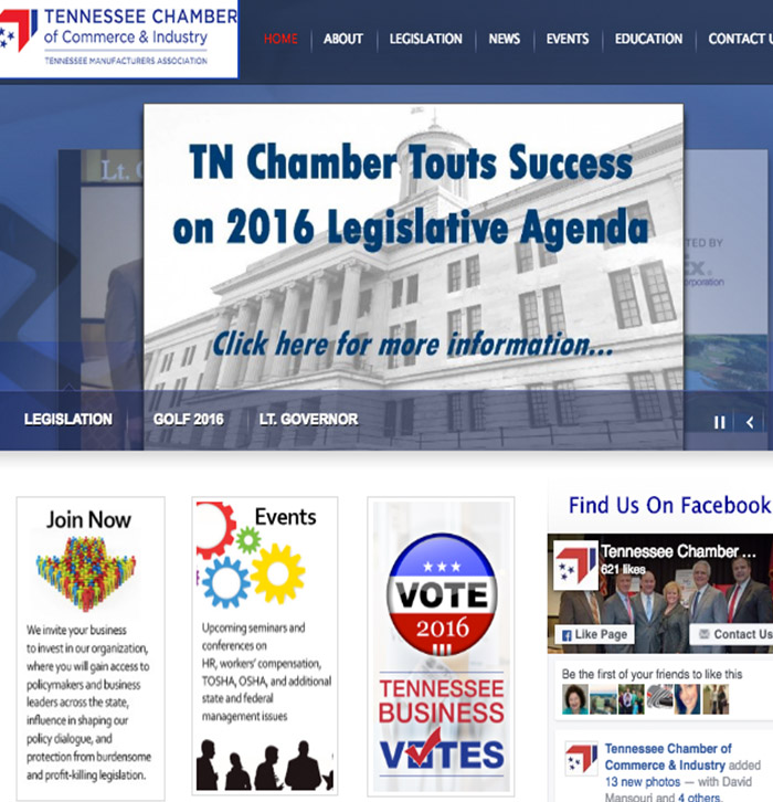 Tennessee Chamber of Commerce