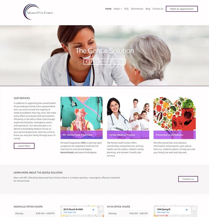 Advanced Care Centers